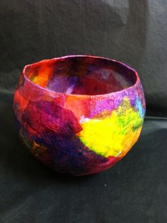 Art Therapy in Juvenile Detention. Like the idea: hope vessels. Can put goals