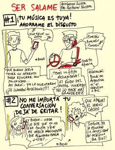 #PoneteLosAuriculares y #DejaDeGritar que no vivís en EL CONO DEL SILENCIO!!!!!!!