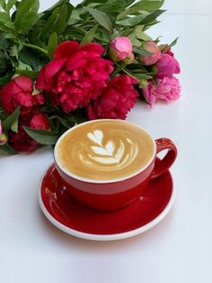 Good Morning Photos, Good Morning Wishes, Coffee Heart, Coffee Love, Coffee Pictures, Coffee Pics, Beautiful Rose Flowers, Beautiful Things, Good Morning Coffee