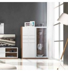 ensemble meuble tv - azura home design   nouveautés hiver 2015 ... - Meuble Tv Buffet Design