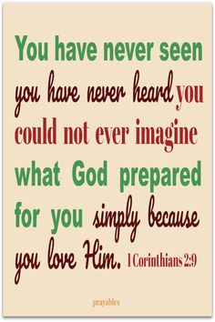 Here's a Bible quote brought to you by Prayables 1 Corinthians Printable Bible Verses, Bible Scriptures, Bible Quotes, Qoutes, Clever Quotes, Great Quotes, Inspirational Quotes, Motivational, Spiritual Messages