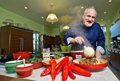 Healthy Super Bowl Turkey Chili from Art Smith