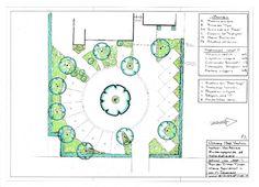 Ontwerp voortuin met metselwerk tuinontwerpen for Ontwerp voortuin met parkeerplaats