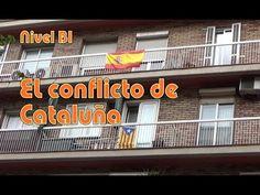 (117) El conflicto de Cataluña. Nivel B1 - YouTube. VideoELE