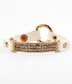 BKE Glitz Bar Bracelet