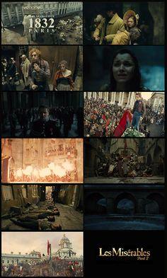 Les Miserables collage