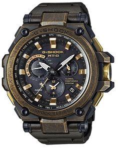 Casio G-Shock Musta/Muovi mm G Shock Watches Mens, Gents Watches, Best Watches For Men, Sport Watches, Cool Watches, Retro Watches, Casual Watches, Casio Vintage, Casio Watch