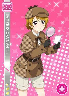 Hanayo SR Score Match 18