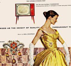 Trifari Ad 1955