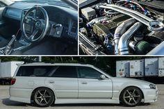 nissan-gtr-wagon-usa-2 Japan Motors, Nissan Gtr R34, Wagon Cars, Jacked Up Trucks, Nissan Gtr Skyline, Jdm Cars, Custom Cars, Dream Cars, Super Cars