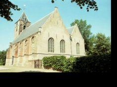 Kethel kerk Schiedam, Zuid - Holland Nederland