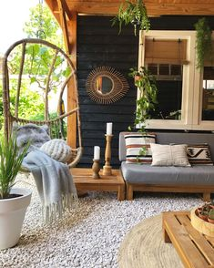 Below are the Boho Chic Home Decor Plans And Ideas. This post about Boho Chic Home Decor Plans And Ideas … Decor, Home And Garden, Home Decor Inspiration, House Design, Home, Home Deco, Outdoor Living Space, Home And Living, Chic Home Decor