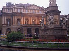 La Scala Opera House Milan