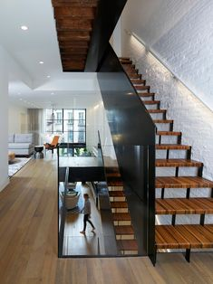 I recently featured this loft and this other loft by New York based design firm Studio DB and b...