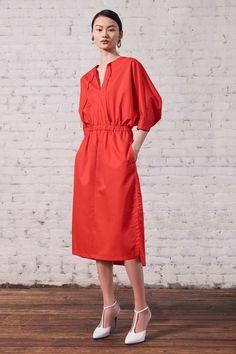Jason Wu Resort 2020 Fashion Show - Vogue Jason Wu, 2020 Fashion Trends, Fashion 2020, Runway Fashion, Plus Size Summer Dresses, Long Summer Dresses, Hijab Stile, Fashion Show Collection, Madame