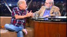Jô Soares entrevista Juca Chaves 29/03/2012, via YouTube.