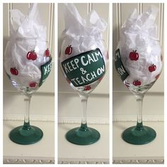 Teacher wine glass  https://www.etsy.com/shop/buttonwoodboutique