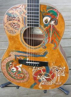Guitar art - inspiration.