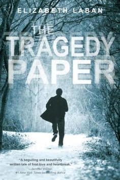 # 13 The Tragedy Paper- This book was pretty good, but it reminded me a lot of Thirteen Reasons Why.
