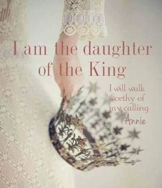 God Image A Daughter Of The King T