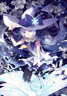 Magic Snow Miku