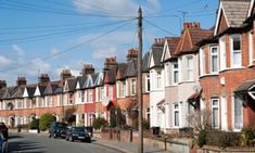 UK house prices fall at fastest rate since 2009 amid coronavirus crisis | Business | The Guardian
