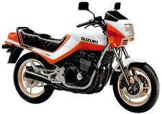 #suzuki gsx 550 ef 1985