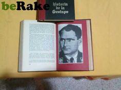 Vendo Historia de la gestapo. 3 tomos. autor: bernard michal. cÍrculo amigos de la historia1971.237+245+250 pÁginas. lomo tercer tomo descol...