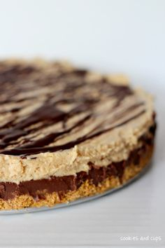 Reeses Fudge Pie
