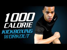 1000 Calorie Kickboxing Workout - 90 Min Extreme HIIT Workout - YouTube
