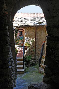 Valloria Liguria Italy
