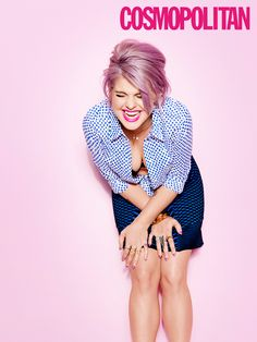 Kelly Osbourne for Cosmo July 2013