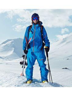 Men's Heli Alpine Jacket - Peak Performance United Kingdom