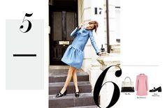 The List | The Quick Fix: Round sunglasses & The Modern Muse: Alexa Chung | Magazine | NET-A-PORTER.COM