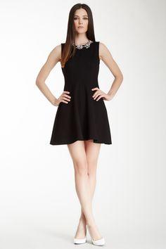 Cut Back Dress on HauteLook