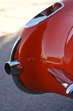 1957 Chevrolet Corvette Taillight Photograph by Jill Reger - 1957 Chevrolet Corvette Taillight Fine Art Prints and Posters for Sale