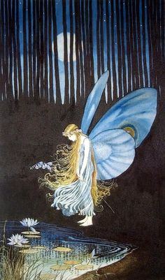 The Last of the Fairies by Ida Rentoul Outhwaite