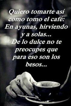El amor sabe a cafe