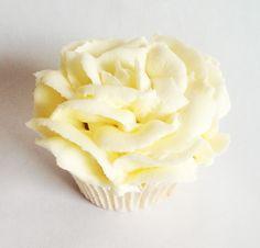 Buttercream Rose Buttercream Roses, Cakepops, Icing, Cupcakes, Desserts, Food, Tailgate Desserts, Cupcake Cakes, Deserts