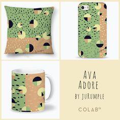 Ava Adore por Ju Rumple :: Colab55