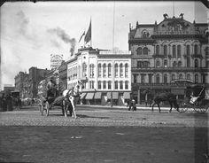 Detroit Opera House: 1890s