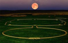 Newark Earthworks Octagon: One of many Native American sacred sites located in Licking County.