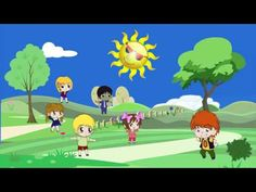 Mr. Sun Preschool Video