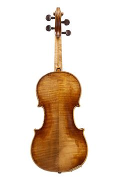 Violin by member of Fendt family, Bromptons Auct. June 2016, estimate GBP8-12,000.