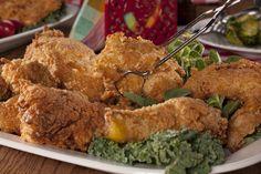 Homestyle Fried Chicken | mrfood.com