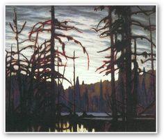 Lawren Harris-Beaver Swamp