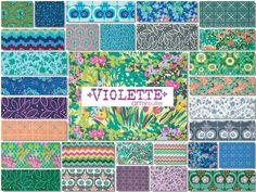 Violette by Amy Butler
