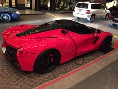 Hybrid Ferrari