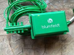 Sistema irrigazione automatico Aquanova Blumfeldt con pompa di aspirazione per un massimo di 10 vasi, per piante sane anche quando non siamo in casa.