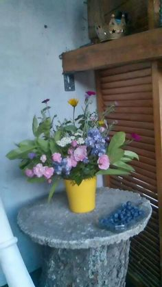 Sommerstrauss ausm Garten